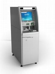 Industrial Level Bank ATM Cash Dispensing Machine