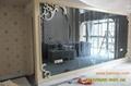 电视背景墙玻璃装饰拼镜  2