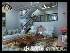 整体家装量身定制各种装修风格样板房