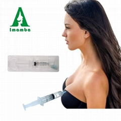 10ML Cross linked hyaluronic acid filler injection for breast enhancement