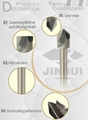 Cheap hot selling carbide countersink