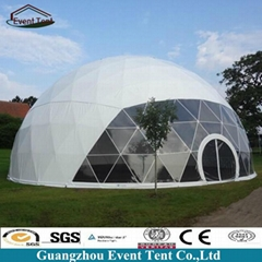Dia 4-60 geodesic dome tent greenhouse dome for sale
