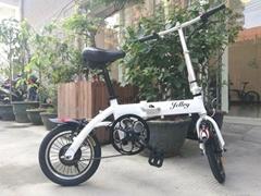 電動助力折疊腳踏車 & 14吋折疊車