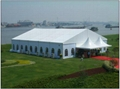 10 x 30 Indian Marquee Aluminum Party