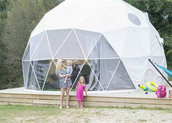 Tent Manufacturer China Clear Igloo Geodesic Dome House Tent For Party Equipment 3