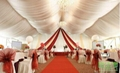 Outdoor Waterproof Polyester Fabric PVC Coated Stretch Tent For Wedding Party 3
