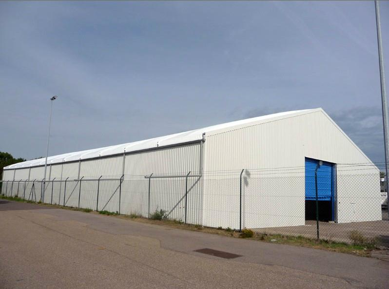 30x50m Highly Reinforced Warehouse Storage Trade Show Tent 2