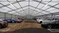 30x100m Outdoor Big Warehouse Tent With PVC Fabric And Steel Sandwich 3