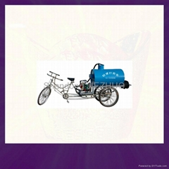 Tricycle insecticide spraying machine hot-sale three wheel pesticide sprayer