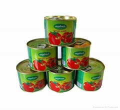 high quality bulk tomato paste