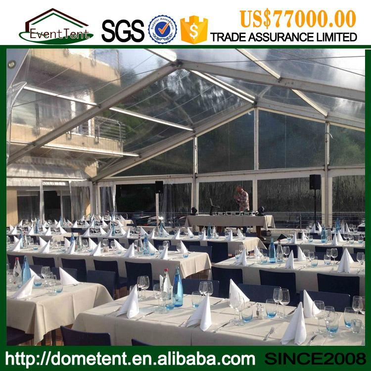 Facyory Deirct Sale Party Tent Outdoor Polygon Combination Tent From China Suppl 3