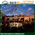 High Quality Outdoor Party Tent Luxury Clear Roof 20x30 Wedding Tent For Sale 3