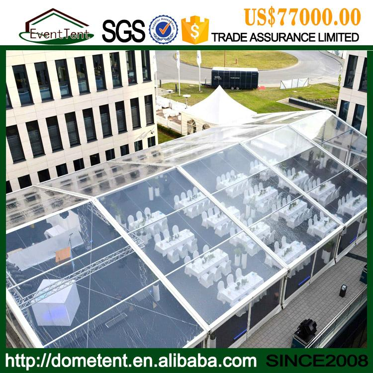 High Quality Outdoor Party Tent Luxury Clear Roof 20x30 Wedding Tent For Sale 4