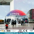 High Quality Aluminum Frame Outdoor Advertising Dome Tent From China Suppliers 3