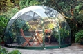 5-50m igloo dome tent aluminum frame structure, water proof PVC roof round dome  5