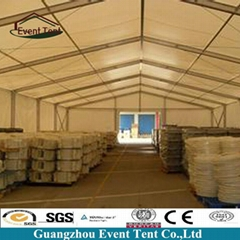 High Quality Removable Industrial Storage Warehouse Tent For Sale