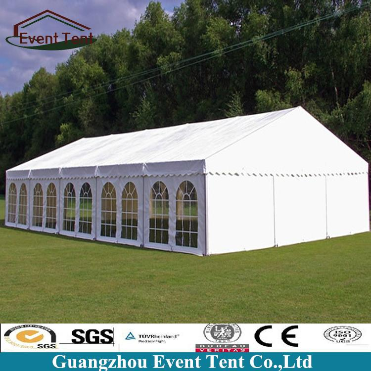 Outdoor Metal Frame Canvas Canopy Tent For Sporting Event 2
