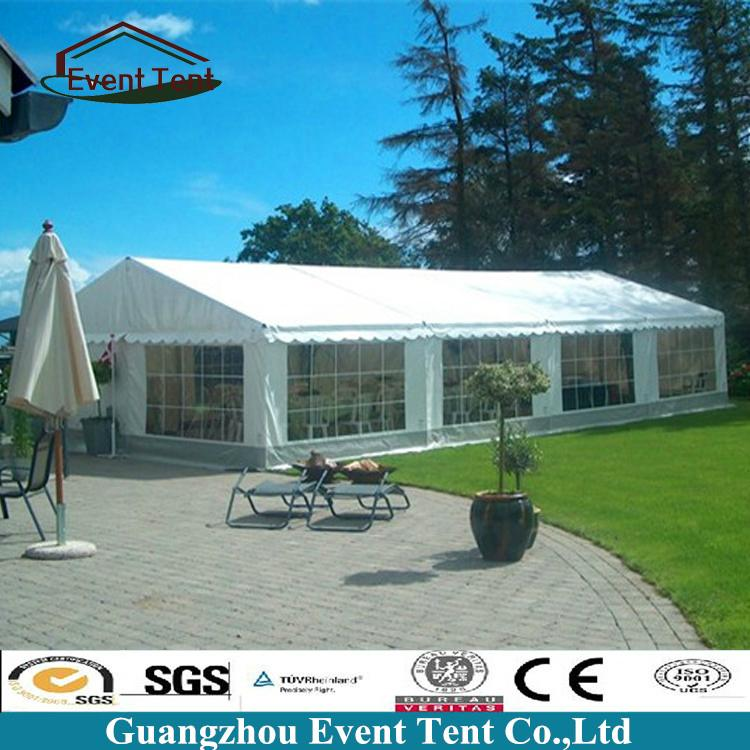 Outdoor Metal Frame Canvas Canopy Tent For Sporting Event 5