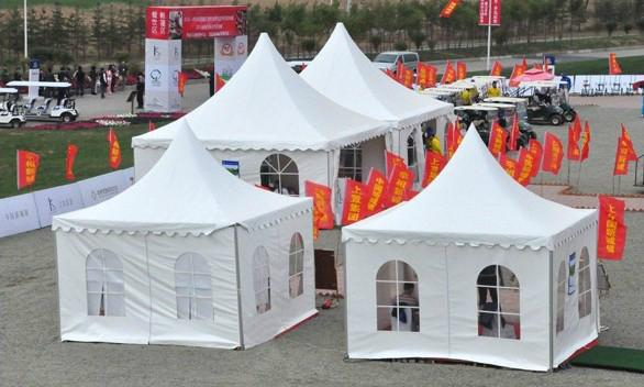 Multi-functional 3x3M Aluminum Shade Structures Gazebo Tent For Sale Philippines 3