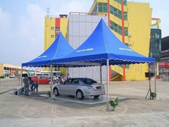 Multi-functional 4x4M Aluminum Shade Structures Gazebo Tent For Sale Philippines