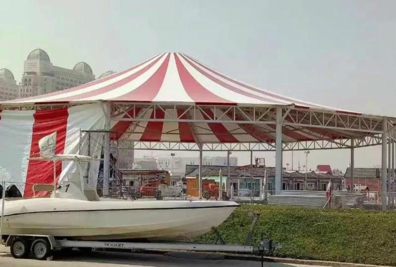Wholesale Outdoor Advertising Dome Tent / Circus Tent For Sale 1