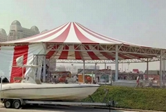 Wholesale Outdoor Advertising Dome Tent / Circus Tent For Sale