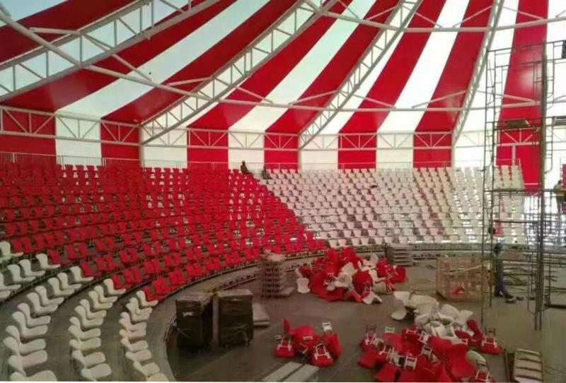 Wholesale Outdoor Advertising Dome Tent / Circus Tent For Sale 3