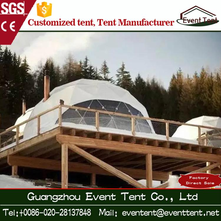 Cheap Aluminum Alloy Frame Transparent Dome Tent For Outdoor Events 1