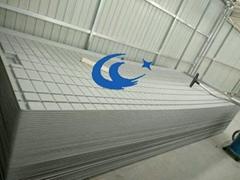 潮汐苗床-熱鍍鋅支架-螺母調節高度
