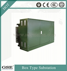 TYPE PEDESTAL PAD MOUNTED TRANSFORMER
