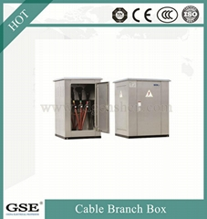 DFW 10KV 24KV 35KV European Outdoor High Voltage Cable Branch Box