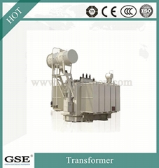 S11 35Kv Industrial power-grids three phase oil immersed transformer