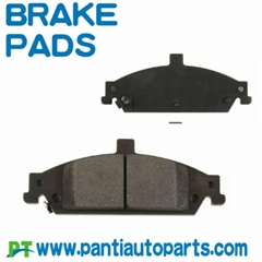 Supply best Rear Axle Brake Pad Set(43022-SA5-950) for HONDA ACCORD