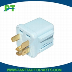 High Performance 12V 5P Small Size Auto Relay 5C-1Twith 5 pin relay