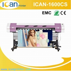 Factory Hot Sales High Quality Inkjet Advertising Plotter Digital Printer Type I