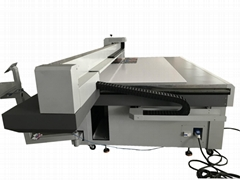 ICAN-2513 GH2220 or G5 Ricoh UV Flatbed Printer newly advertising machine for pr