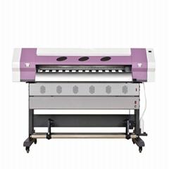 1.8m Industrial Wide Format Four Color Eco Solvent Inkjet Printer