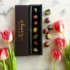 Craft chocolate from Ukraine (gift boxes available)
