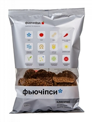 Organic linseed chips (Futurechips)