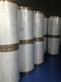 Spunlace non-woven fabric roll