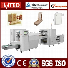 CE Standard High Quality Paper Processing Machinery For Bag Packaging