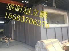RTO炉全纤维炉衬保温材料