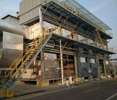 RTO爐全纖維爐襯保溫材料
