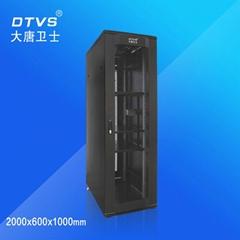 上海大唐衛士 網絡機櫃 服務器機櫃 19英吋標準機櫃廠家代理經銷包郵