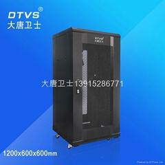 廣東大唐衛士D1-6622 1米 網絡機櫃 600*600*1200