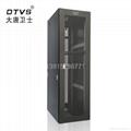 大唐衛士K3-6042九折型材服務器機櫃