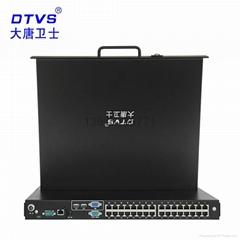 大唐衛士遠程IP網口KVM切換器