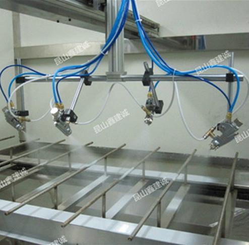 鑫建誠單軸自動噴漆機   1