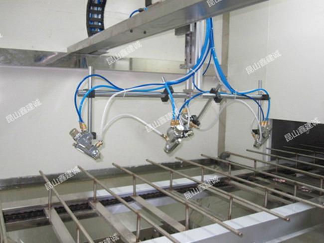鑫建誠單軸自動噴漆機   2