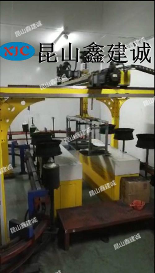 崑山鑫建誠汽車輪轂自動移載機 4